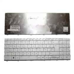 Keyboard SP teclado Packard Bell Easynote TJ66 Negro