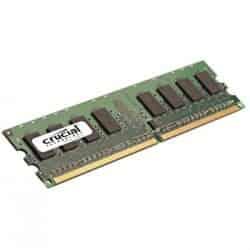 Memoria Ram DDR2 2GB Crucial 800Mhz PC2 6400