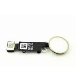 Flex / Boton Menu iPhone 7 7 plus blanco Oro