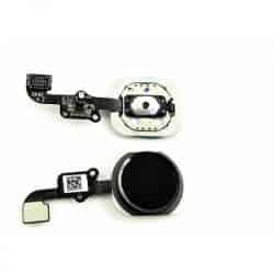 Flex / Boton Menu Apple iPhone 6 Plus Negro