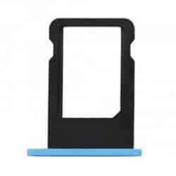 Bandeja Sim Iphone 5C Azul