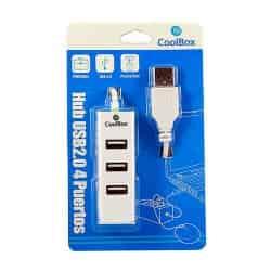 HUB USB CoolBox