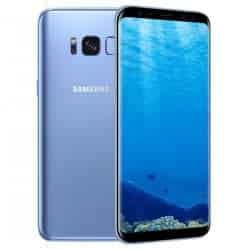 Samsung S8 Refurbished Arctic Silver