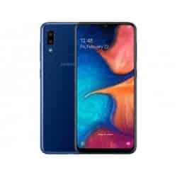Telefono Samsung A20e (3Gb 32Gb) Azul