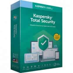 Antivirus Karspersky Total Security 2020