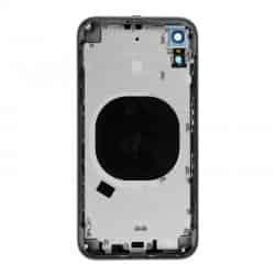 Chasis Completo Original Iphone Xr Negro