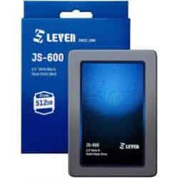 Disco Duro SSD 512GB LEVEN