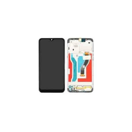 Pantalla Samsung A7 2018 Negro