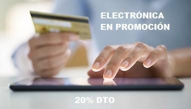 Electrónica en promoción