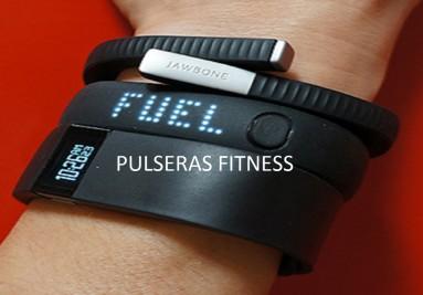 Pulseras Fitness