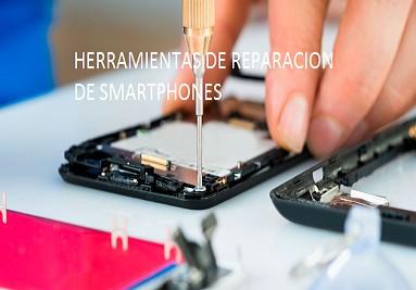 Herramientas de reparacion de smartphones